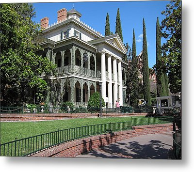 Disneyland Park Anaheim - 12122 Metal Print by DC Photographer
