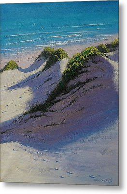 Dune Shadows Metal Print