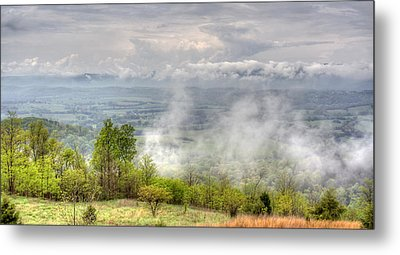 Dunlap Valley Metal Print