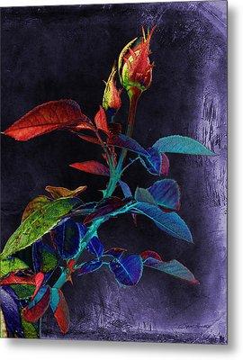 Elegance Metal Print by Sylvia Thornton