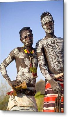 Ethiopia Metal Print