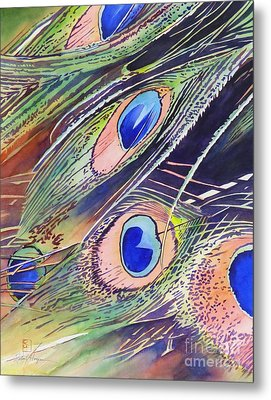 Eyes Of The Stars Metal Print