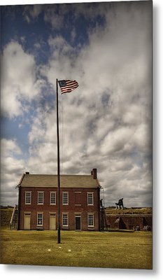 Fort Clinch Metal Print by Mario Celzner