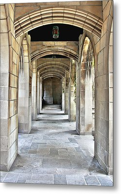 Fourth Presbyterian Church Chicago Metal Print