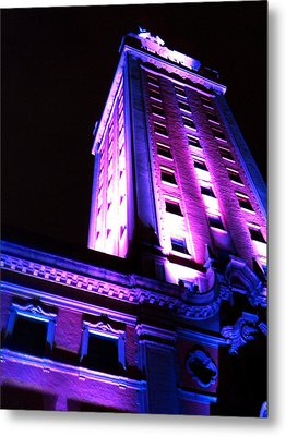 Metal Print featuring the photograph Freedom Tower by J Anthony