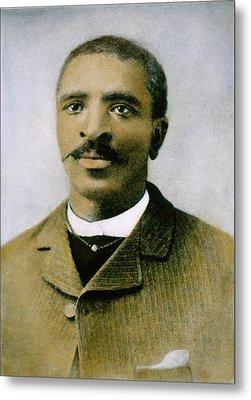 George Washington Carver (1864-1943) Metal Print by Granger