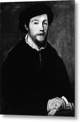 George Wishart (1513-1546) Metal Print by Granger