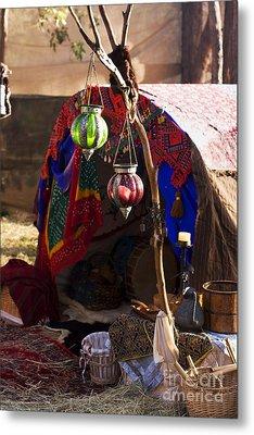 Gypsy Tent Metal Print