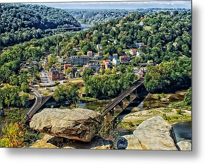Harpers Ferry West Virginia Metal Print