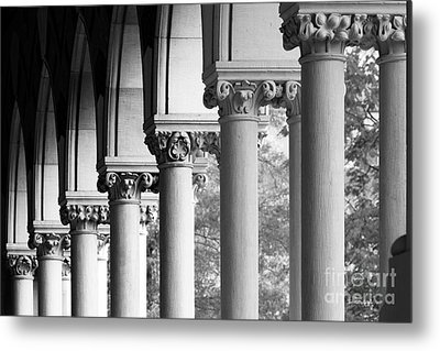 Memorial Hall At Harvard University Metal Print