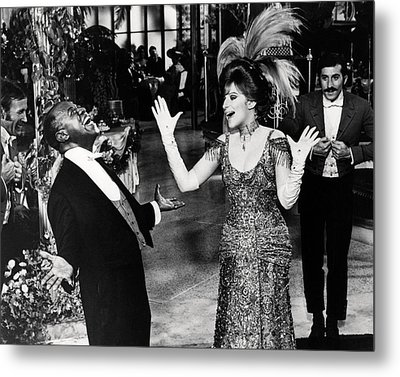 Hello, Dolly!  Metal Print by Silver Screen
