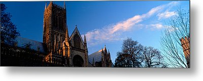 High Section View Of A Cathedral Metal Print by Panoramic Images
