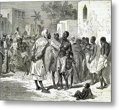 History Of Africa Metal Print by Prisma Archivo