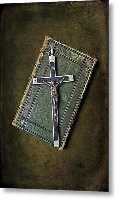 Holy Book Metal Print by Joana Kruse