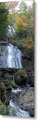 Horse Trough Falls Metal Print