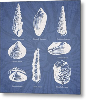 Invertebrates Metal Print by Aged Pixel