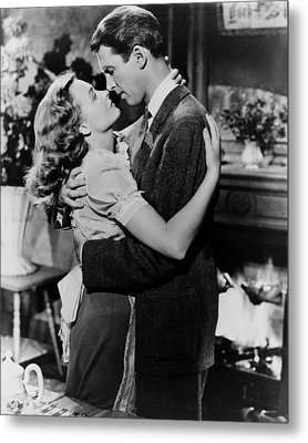 It's A Wonderful Life  Metal Print by Silver Screen