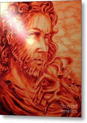 Judas Iscariot Metal Print