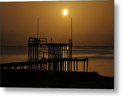 Keemah Sunrise Metal Print