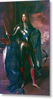 King James II Of England (1633-1701) Metal Print by Granger