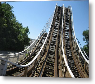 Kings Island - 121230 Metal Print by DC Photographer