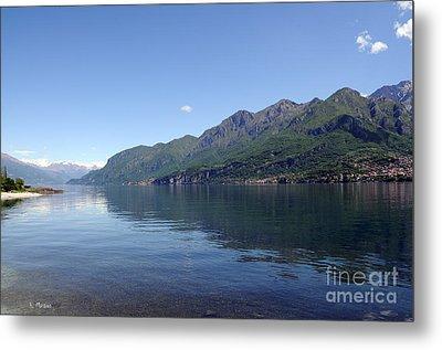 Lake Como - Italy Metal Print