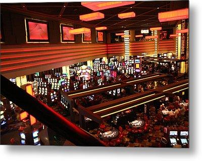 Las Vegas - Planet Hollywood Casino - 12123 Metal Print by DC Photographer