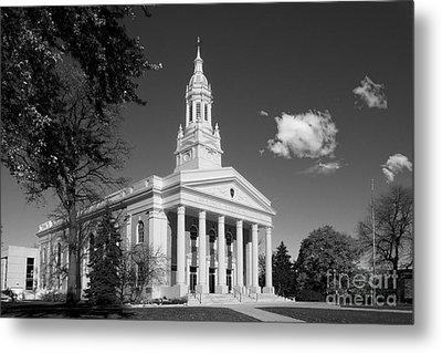 Lawrence University Memorial Chapel Metal Print by University Icons