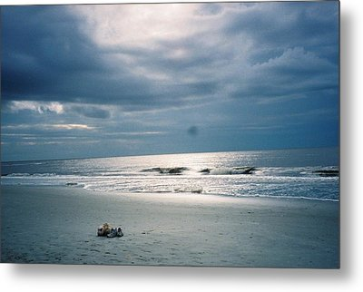 Left Behind Metal Print by Michele Kaiser