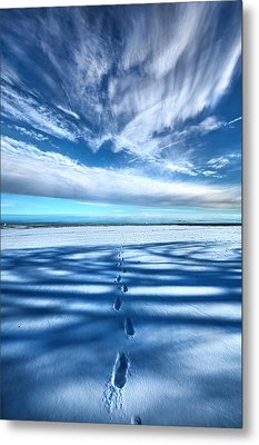 Looking Back Metal Print by Phil Koch