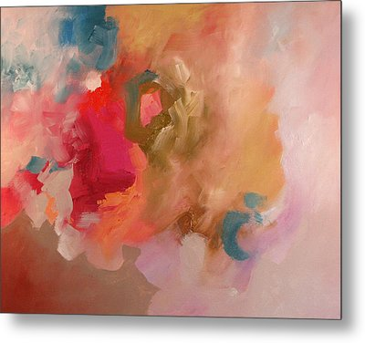 Lost Symphony Metal Print by Linda Monfort
