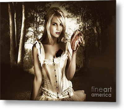 Love Loss From Heart Ache And Separation Metal Print by Jorgo Photography - Wall Art Gallery