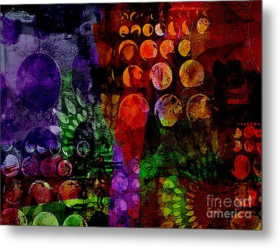 Magical Metal Print by Marvin Blaine