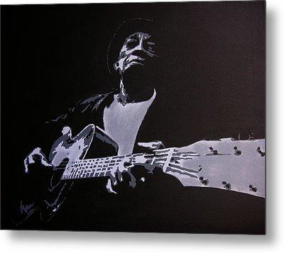 Mississippi John Hurt Metal Print