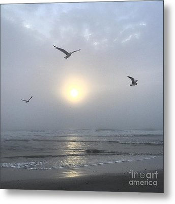 Moment Of Grace Metal Print by LeeAnn Kendall