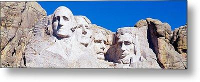 Mount Rushmore, South Dakota, Usa Metal Print by Panoramic Images