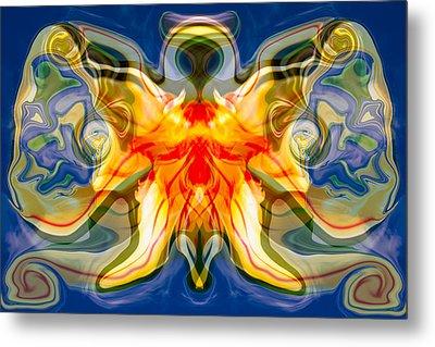 My Angel Metal Print by Omaste Witkowski