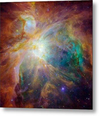 Nebula Metal Print by Nasa
