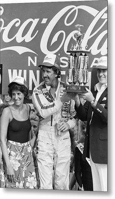 Neil Bonnett Metal Print