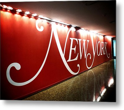 New York Magazine Metal Print