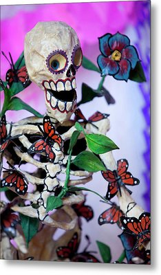 North America, Mexico, San Miguel De Metal Print by John and Lisa Merrill