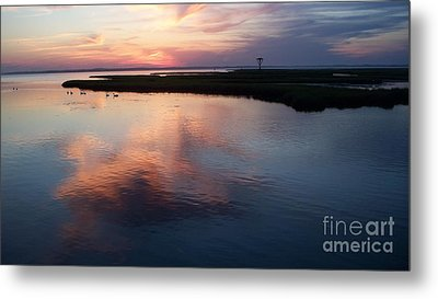Ocean City Md  Metal Print by Eric  Schiabor