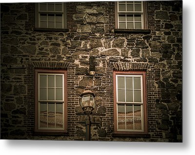 Old Savannah Metal Print
