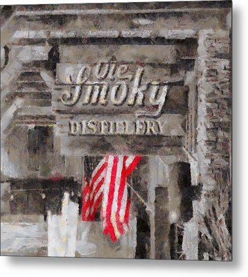 Ole Smoky Distillery Metal Print