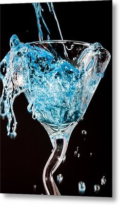 Over The Top Metal Print by Jon Glaser