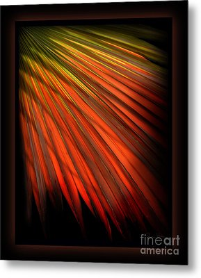 Palm Sunday Metal Print by Shevon Johnson