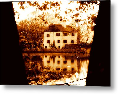 Metal Print featuring the photograph Philipsburg Manor by Aurelio Zucco