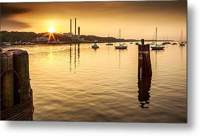Port Jefferson Metal Print