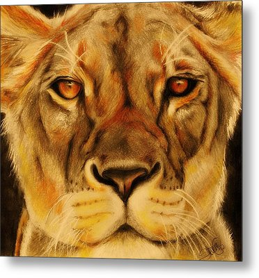 Pride Metal Print by Sheena Pike