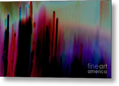 Metal Print featuring the photograph Pulse by Jacqueline McReynolds